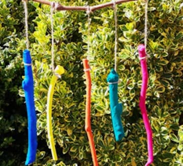 How To Make Garden Wind Chimes