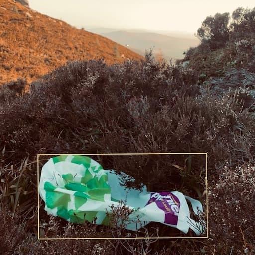 Litter Collected Near Bennachie