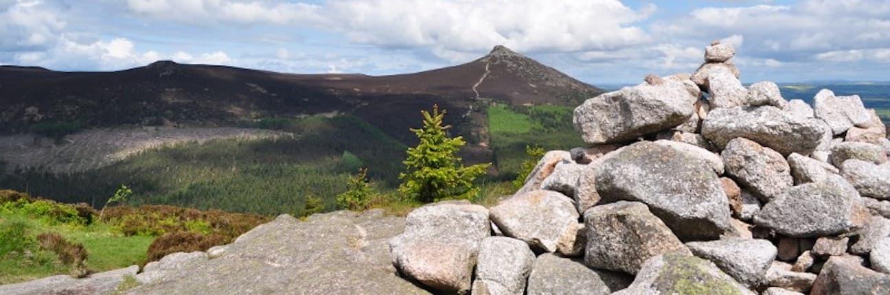 Mither Top, Bennachie, Aberdeenshire