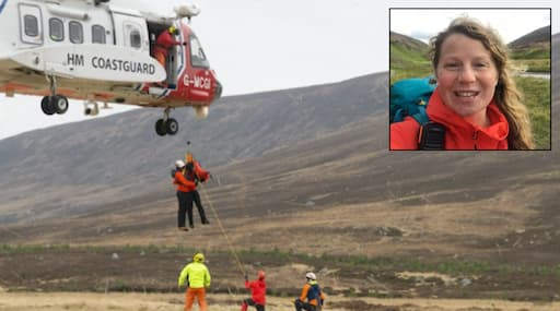 A Day In The Life Of A Mountain Rescuer